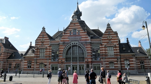 schaerbeek,train world,gare de schaerbeek,quartier helmet-monplaisir,patrimoine,architecture,histoire,culture,estivales,2020