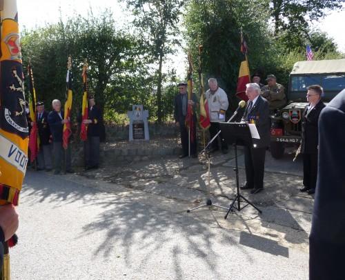 Cérémonie d'hommage à Hilaire Gemoets le 3 septembre 2009.JPG