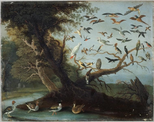 Yourcenar Van Kessel L'arbre aux oiseaux.jpg
