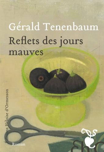 tenenbaum,reflets des jours mauves,roman,littérature française,amour,recherche médicale,adn,génétique,culture