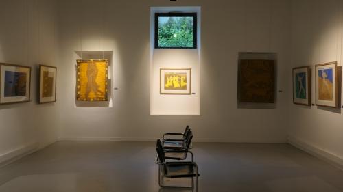 boncompain,expo,montélimar,2018,peinture,céramiques,tapisseries,mac,château des adhémar,culture