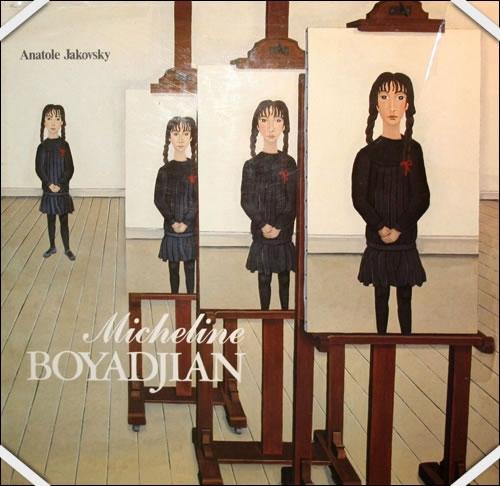 micheline boyadjian,peintre,peinture naïve,belgique,femme artiste,peinture,culture