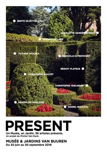 musée van buuren,exposition,présent,maison,jardins,art,art contemporain,art déco,david et alice van buuren,uccle,tram 7,culture