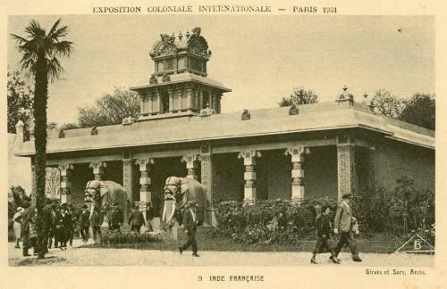 Pavillon de l'Inde française à l'exposition coloniale de 1931 sur Wikimedia Commons.jpg