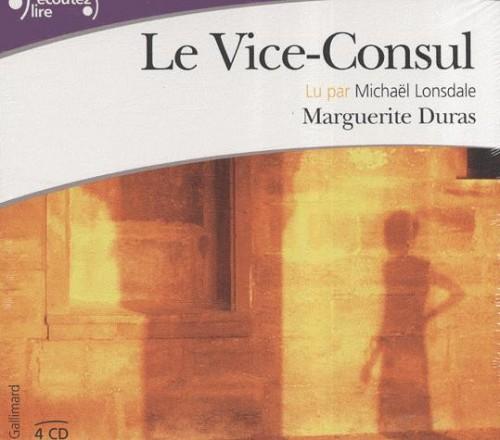 Duras, Le Vice-consul lu par M. Lonsdale.JPG