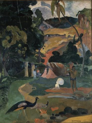 Gauguin Matamoé (la mort).jpg