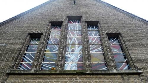 quartier des cerisiers,schaerbeek,estivales,2016,promenade guidée,roodebeek,architecture,modernisme,église du divin sauveur,vitraux,urbanisme,art déco,culture