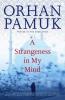 pamuk,cette chose étrange en moi,roman,littérature turque,istanbul,turquie,xxe siècle,culture