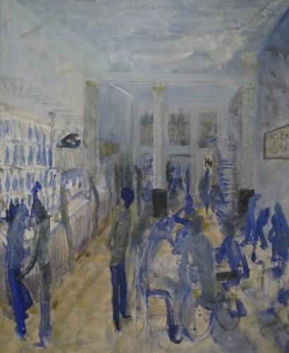 rafael joan,es baluard,exposition,peinture,palma de mallorca,musée,art,espagne,art moderne,rétrospective,culture