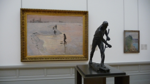 msk,musée des beaux-arts,gand,collections,peinture,sculpture,xixe,xxe,art,culture
