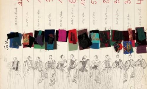yves saint laurent visionnaire,exposition,bruxelles,mode,création,haute couture,prêt-à-porter,culture