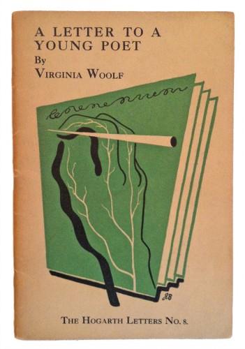 woolf,virginia,lettre à un jeune poète,essai,littérature anglaise,poésie,prose,vie,culture
