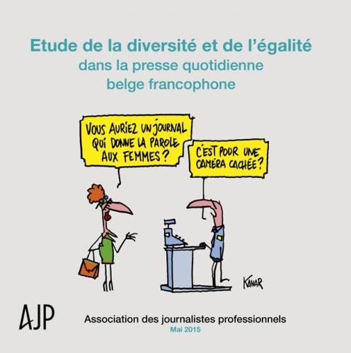femmes,presse,journal,sexisme,représentation,enquête,ajp,la libre belgique,journaux belges francophones,culture