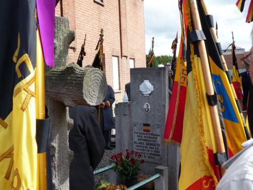 Cérémonie d'hommage à Hilaire Gemoets le 3 septembre 2009 (2).JPG