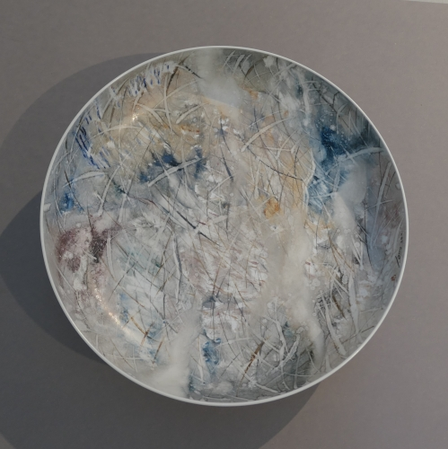 bai ming,vibrations de la terre,exposition,keramis,la louvière,porcelaine,céramique,peinture,art contemporain,chine,culture