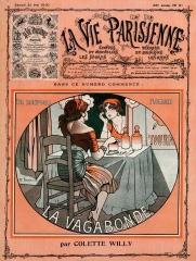 colette,roman,la vagabonde,littérature française,music-hall,liberté,culture