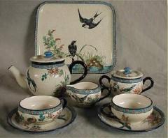 Service à thé en porcelaine de Longwy.jpg