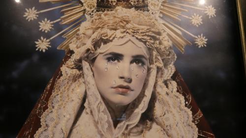 icons,icônes,exposition,villa empain,bruxelles,art,spiritualité,visages,représentation,peinture,culture