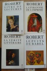 marthe robert,livre de lectures,essai,littérature,roman,littérature allemande,kafka,culture