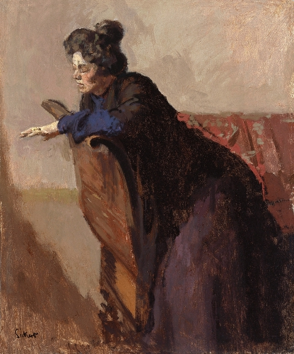 Woolf La_Giuseppina,_the_Ring,_by_Walter_Sickert.jpg