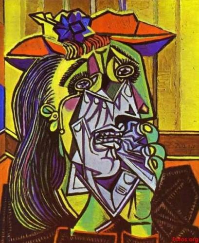 Picasso, Femme qui pleure.jpg
