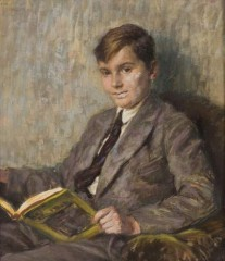 CASPRCZIG, HEDWIG 1886 - 1958 - Portrait Ernst Schneider.jpg