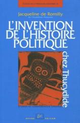Romilly, L'invention de l'histoire politique.jpg