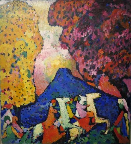 chefs-d'oeuvre du guggenheim,de manet à picasso,la collection thannhauser,exposition,aix-en-provence,hôtel de caumont,peinture,art moderne,culture