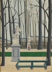 micheline boyadjian,peintre,peinture naïve,belgique,femme artiste,peinture,culture,la chaise