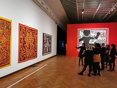 keith haring,rétrospective,exposition,bozar,bruxelles,activisme,art,culture