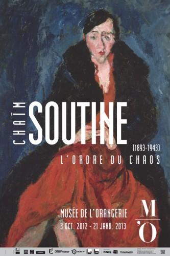 soutine,l'ordre et le chaos,exposition,paris,musée,orangerie,peinture,couleurs,culture