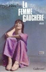 Handke La femme gauchère.jpg