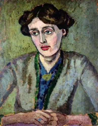 Virginia Woolf par Roger Fry.JPG