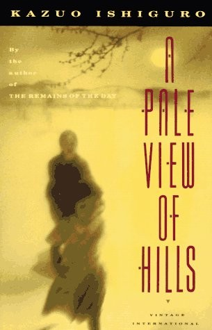 ishiguro,lumière pâle sur les collines,roman,littérature anglaise,japon,mère et fille,culture