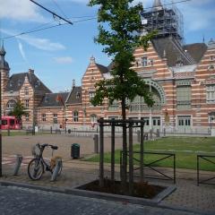 avenue huart hamoir,côté pair,schaerbeek,bruxelles,architecture,patrimoine,balade,culture