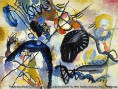 kandinsky,russie,exposition,bruxelles,mrbab,peinture,xxe siècle,symbolisme,fauvisme,art abstrait,création,culture