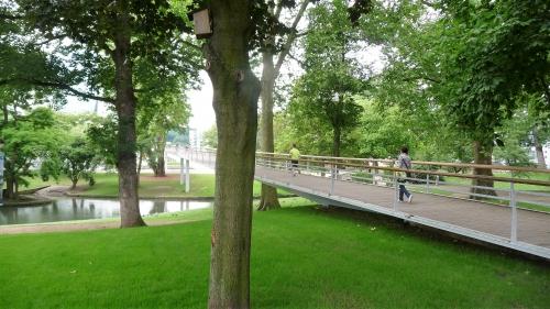 en plein air,exposition,liège,la boverie,musée,art,peinture,nature,culture,parc