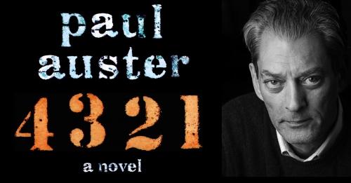 paul auster,4321,roman,littérature américaine,etats-unis,apprentissage,enfance,jeunesse,culture,écriture