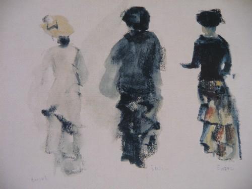 Ensor Trois silhouettes.JPG
