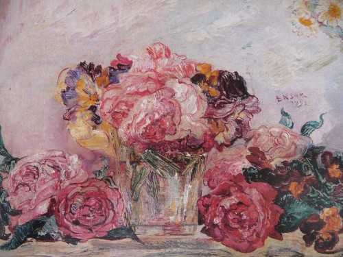 Ensor Fleurs ou Les roses.JPG