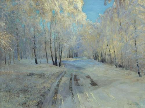 magie du paysage russe,exposition,peinture,lausanne,musée cantonal des beaux-arts,réalisme,nature,saisons,culture