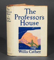 cather,willa,la maison du professeur,roman,littérature anglaise,etats-unis,enseignement,famille,jeunesse,main,culture