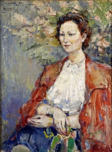 Dubois Raphaël Jeune femme à la fleur.jpg