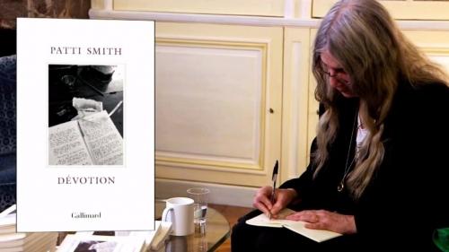 patti smith,dévotion,récit,littérature anglaise,etats-unis,paris,france,écrivains français,écriture,culture,estonie,patinage artistique