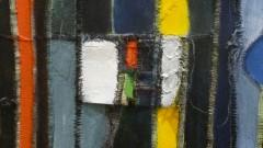 deltombe,marie-pierre,exposition,bruxelles,molenbeek,maison des cultures,peinture,toiles cousues,culture