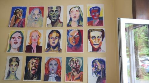 parcours d'artistes,schaerbeek,juin 2018,max morton,peinture,musique,michel de bray,photographie,jessica de saedeleer,luthier,lisa dejonghe,culture