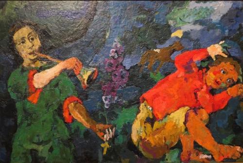 beyond klimt,exposition,palais des beaux-arts,bozar,bruxelles,peinture,sculpture,guerre,14-18,empire austr-hongrois,culture,europe