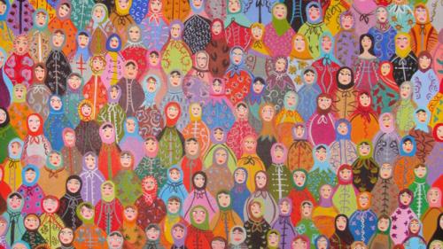 abdourazzoqov,huit monologues de femmes,littérature russe,tadjikistan,femmes,société,culture