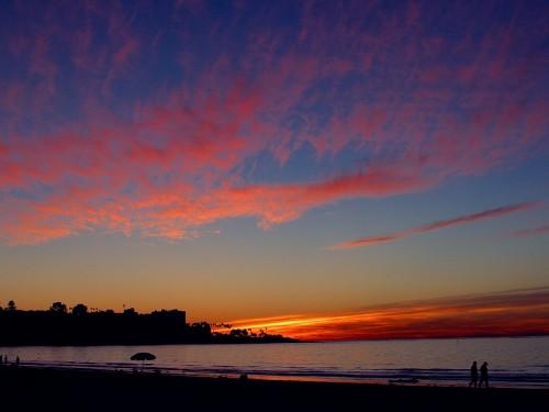 Coucher de soleil à San Diego.jpg