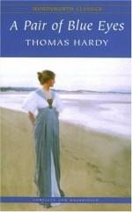 hardy,thomas,les yeux bleus,roman,littérature anglaise,campagne,amour,culture